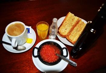 Desayuno Valorio