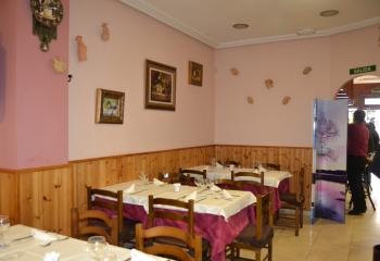 Restaurante Valorio en Madrid